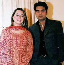 Ayesha Khan Wedding With Humayun Saeed