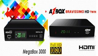 Atualizacao Bravissimo em Megabox 3000 sks 58w