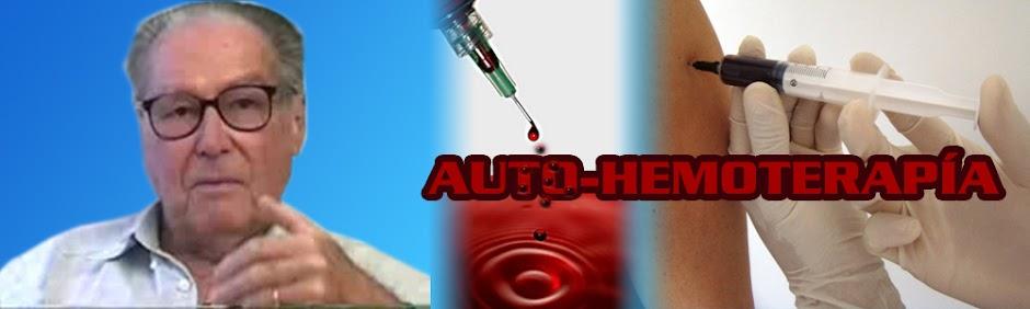 Auto-Hemoterapia Mi sangre me Cura