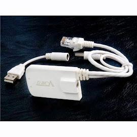 Adaptador wi-fi - Vonets - R$120,00