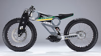 Caterham Bikes Carbon E-Bike side