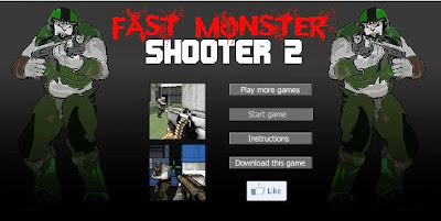 Juegos de combate online gratis Fast monster shooter 2