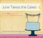 June Takes the Cake!