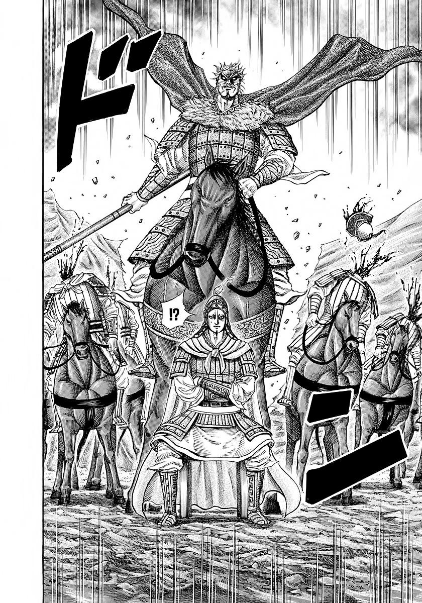 Kingdom - Vương Giả Thiên Hạ Chapter 194 page 10 - IZTruyenTranh.com