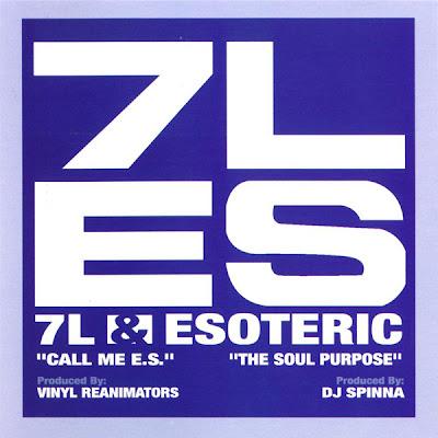 7L & Esoteric – Call Me E.S. / The Soul Purpose (VLS) (2001) (192 kbps)