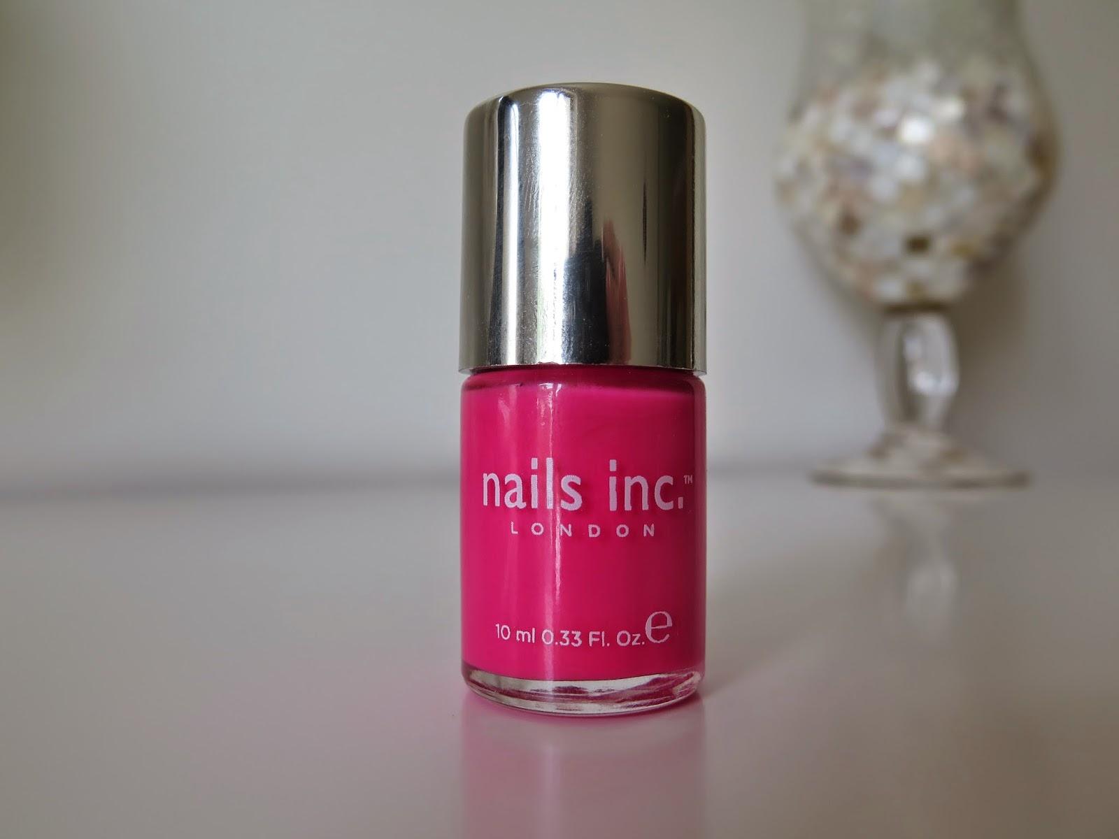 Nails Inc Notting Hill Gate
