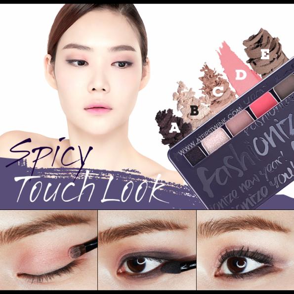 eSpoir Spicy Touch Look