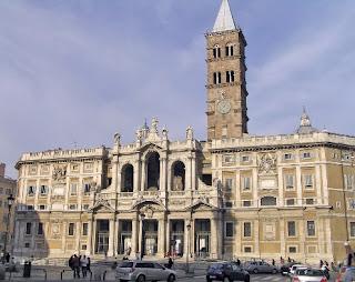 Basílica Santa Maria La Mayor - Roma