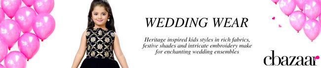 Girls Fancy Wear For Wedding Occasions