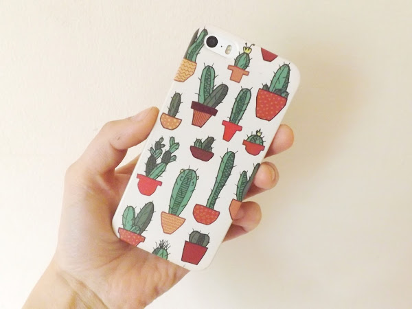 Lil' Cacti Case by Sighh