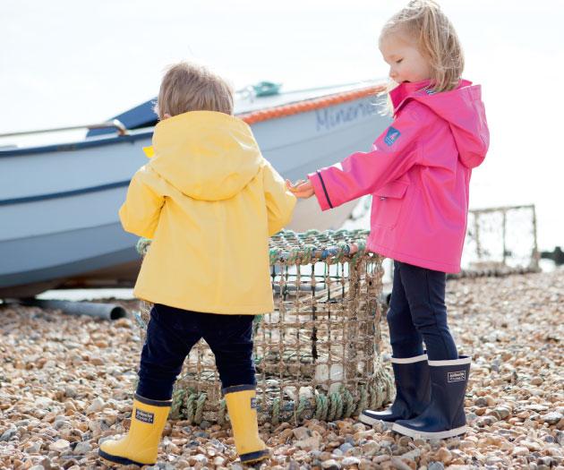 mamasVIB | V. I. BUYS: Fisherman's Friend - The ONLY raincoat any cool kid should have!, jojo kaman bebe | fisherman's coat | rain mac |baby fashion| V.I.BABY| mama's VIB |