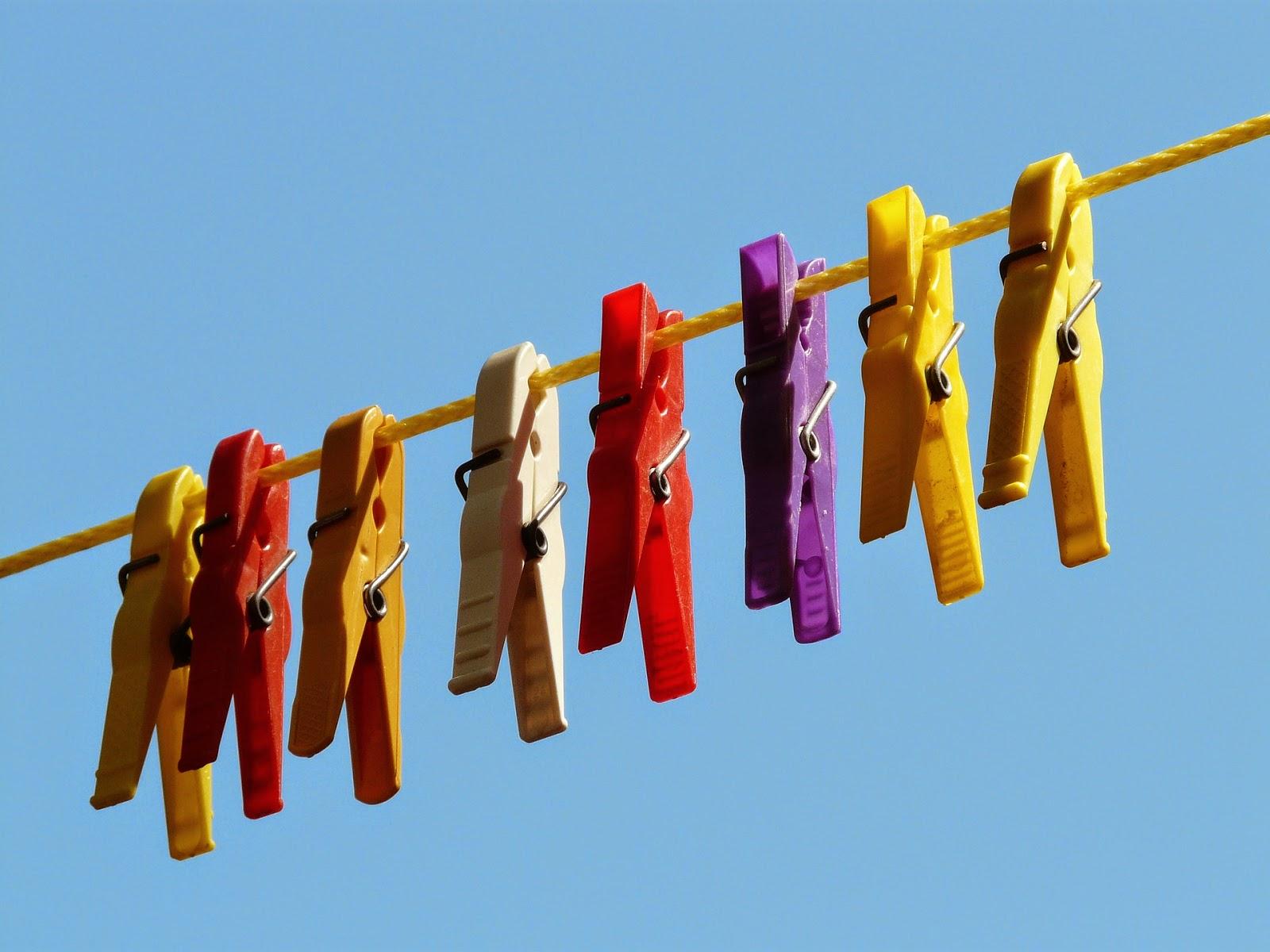 wakacyjne pranie