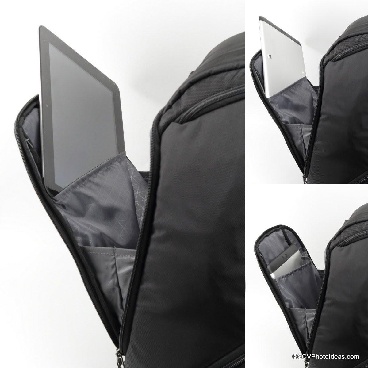 Case Logic DSB-103 front compartment Tablet pocket