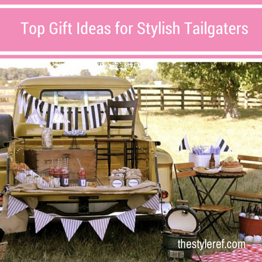 Top Holiday Gift Ideas for Stylish Tailgaters