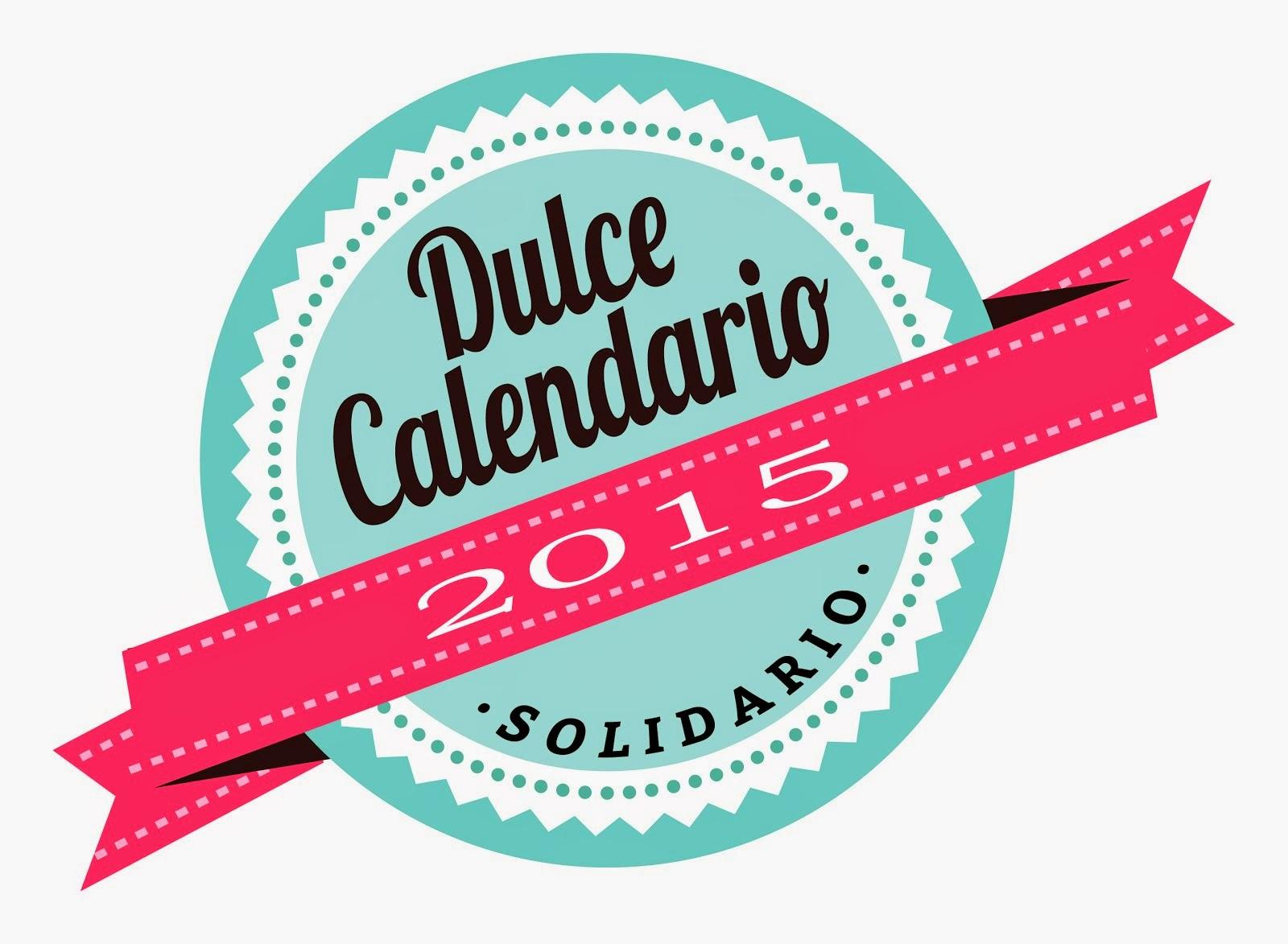 Dulce Calendario Solidario 2015