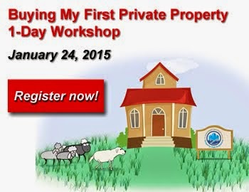 Workshop On Buying Private Property