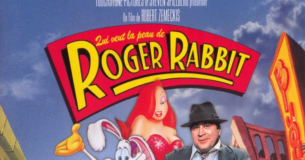 Affiche Roger Rabbit persephone & the cheshire cat: qui veut la peau de roger rabbit? (1988)