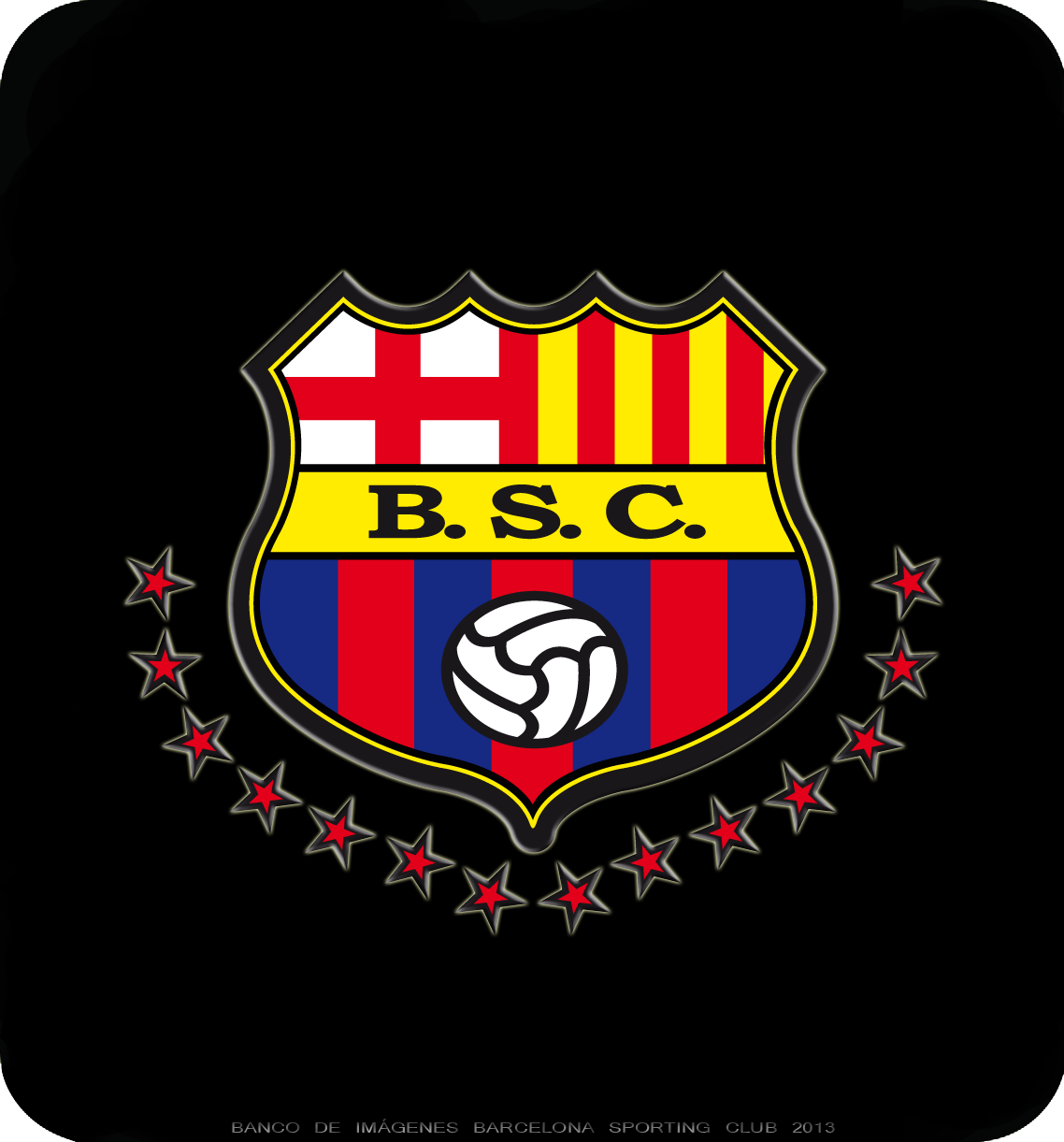 BARCELONA SPORTING CLUB IDOLO DEL ECUADOR