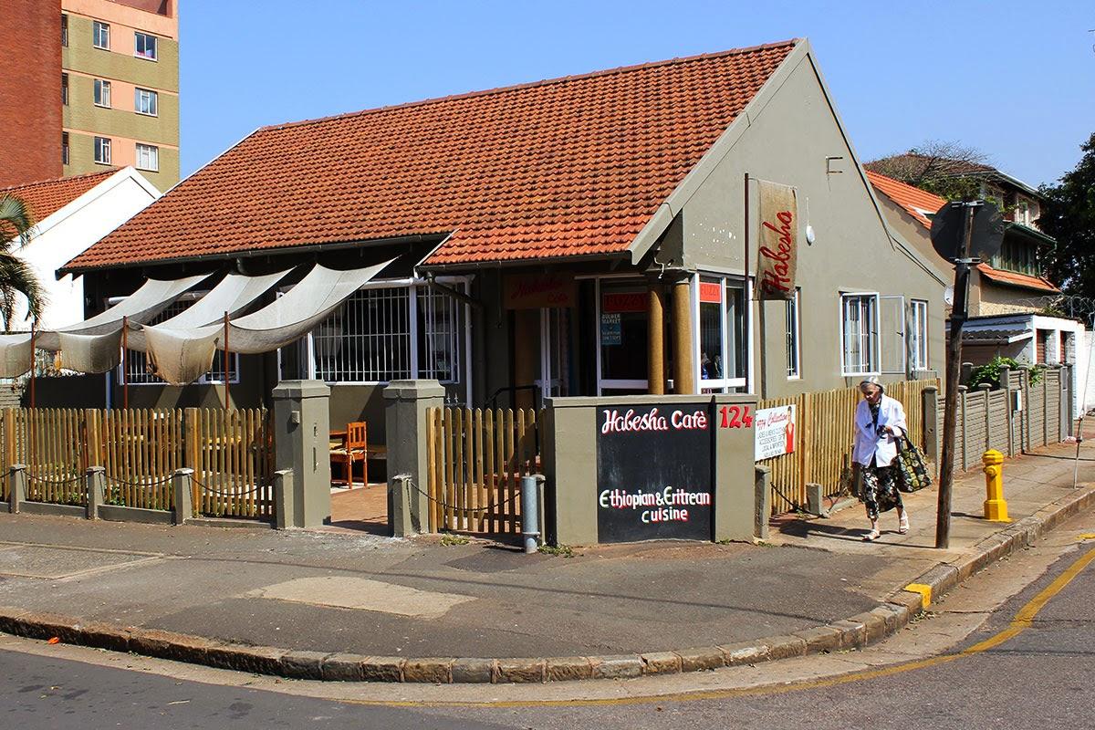Habesha Cafe Durban Menu