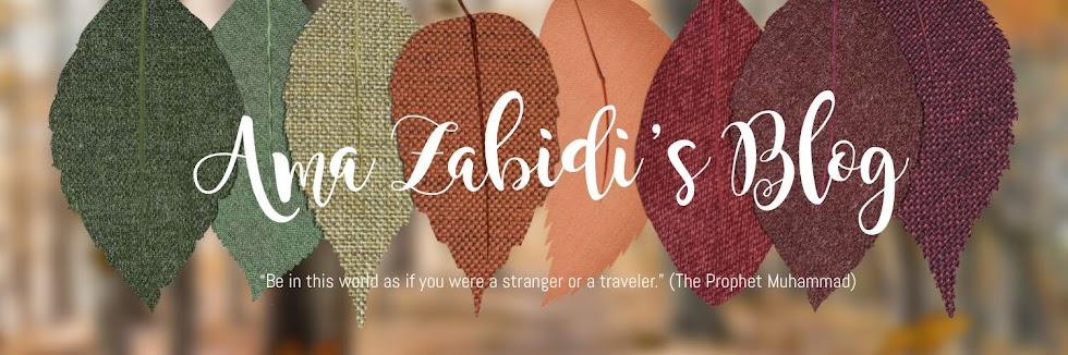 ama zabidi's blog