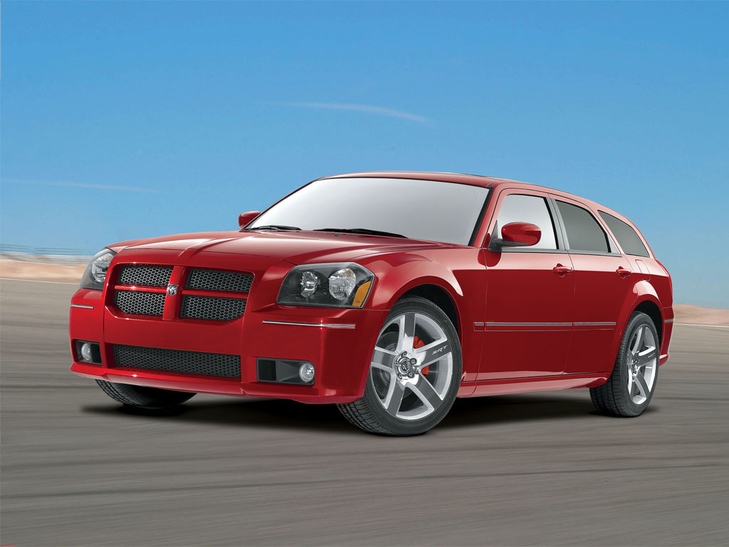 Chrysler and dodge magnum srt8 dodge