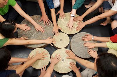 台北SoGood手鼓樂團 世界音樂之旅