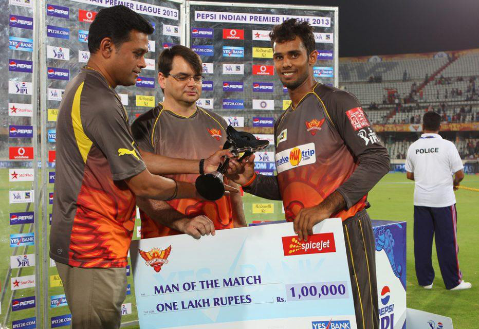 Hanuma-Vihari-Man-of-the-Match-SRH-vs-RCB-IPL-2013