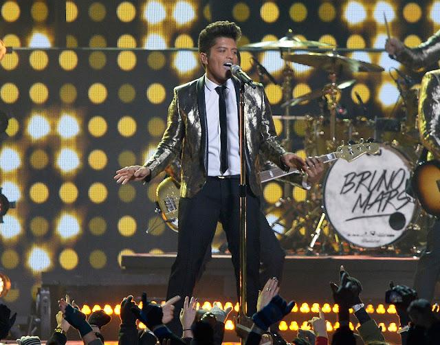 Bruno Mars se encargará de nuevo del Super Bowl