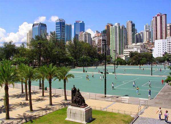 香港維多利亞公園
