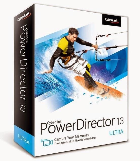 powerdirector menu templates - cyberlink powerdirector ultra 13 crack free download