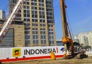 Indonesia1, Gedung Pencakar Langit Tertinggi Di Indonesia