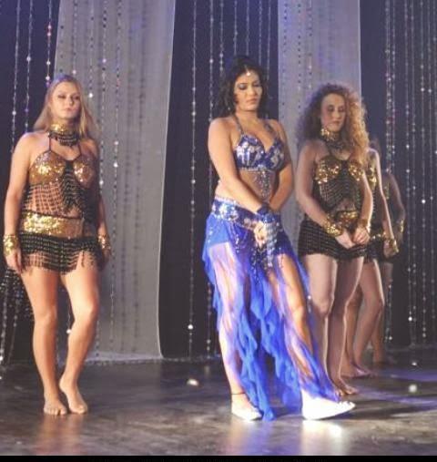 Seema Singh  Items Dance's In Hindi Film Black Moon