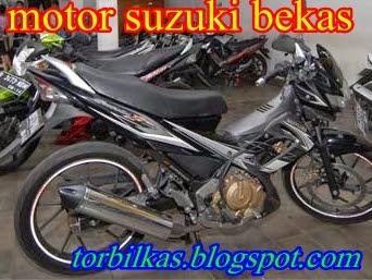 Jual Motor Suzuki Second di Ambon