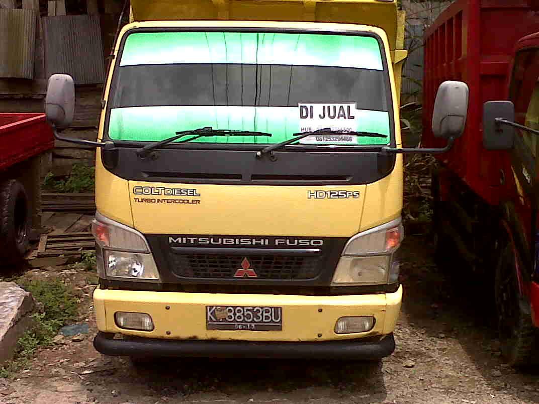 iklan bisnis samarinda dijual dump truck mitsubishi ps 125 hd 2008 posisi mobil samarinda. Black Bedroom Furniture Sets. Home Design Ideas