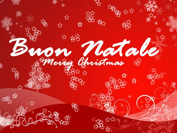 merry christmas and happy new year in italian happy new