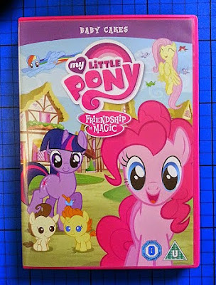 My Little Pony: Friendship Is Magic - Baby Cakes DVD review and giveaway