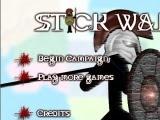 Stick Wars Hacked | Toptenjuegos.blogspot.com
