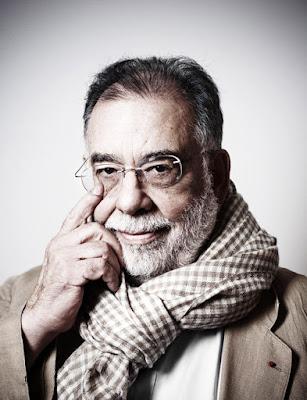 Francis Ford Coppola en una foto de Eddy Briere en 2009