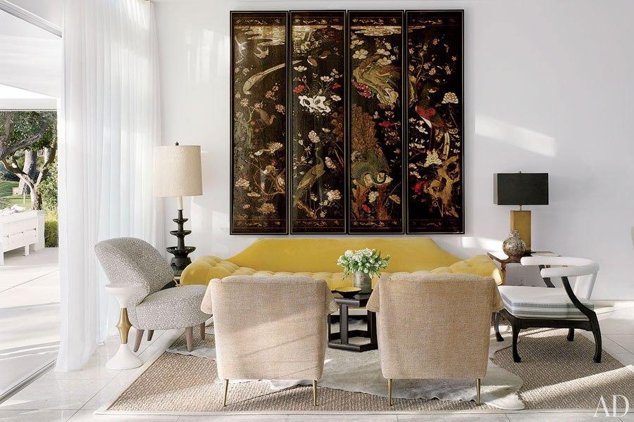 Galerie Jean Desert Wanted The Gondola Sofa