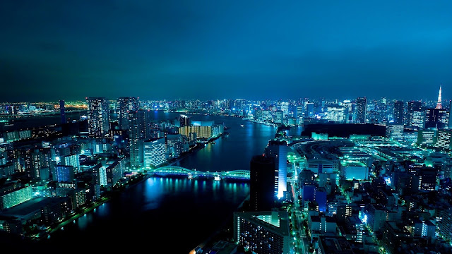 Tokyo Wallpapers Beautiful Night lights