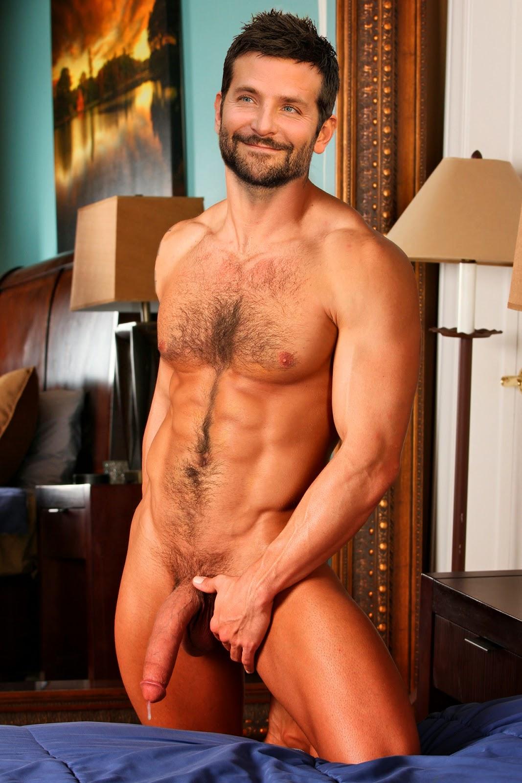 Bradley Cooper Desnudo