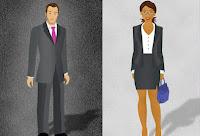 Recherche sur l'egalite homme femme
