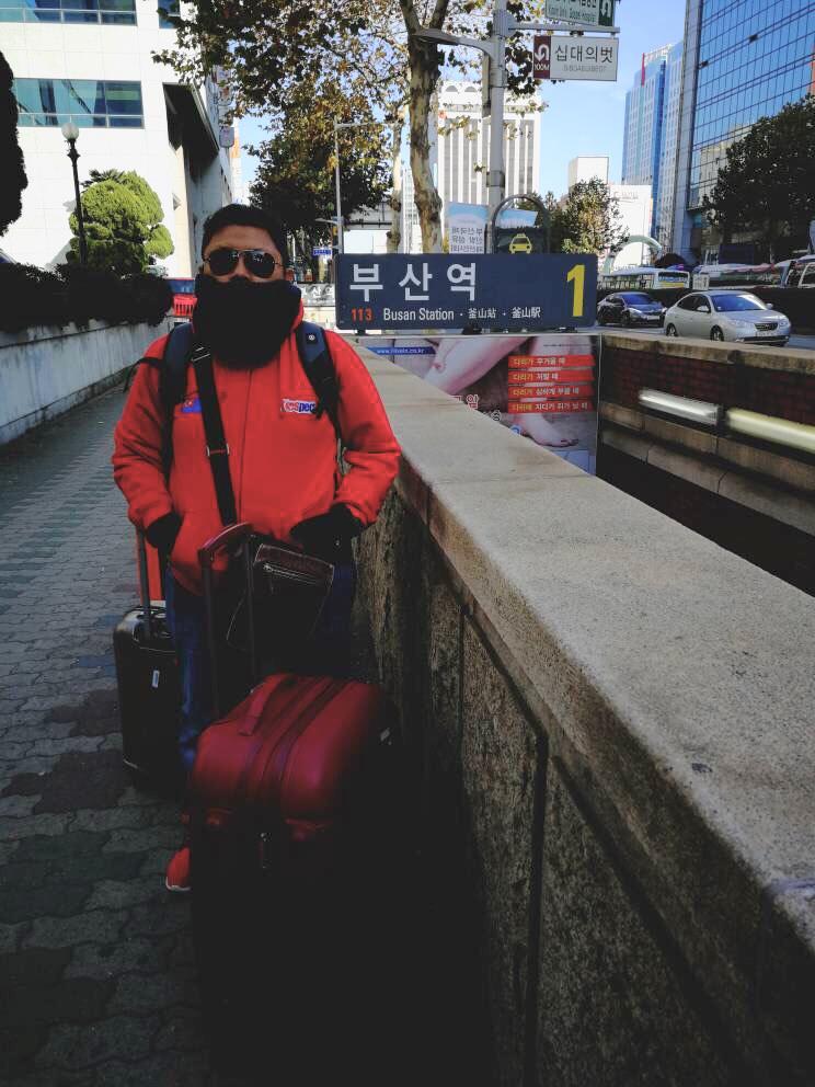 Busan, Nov 2017