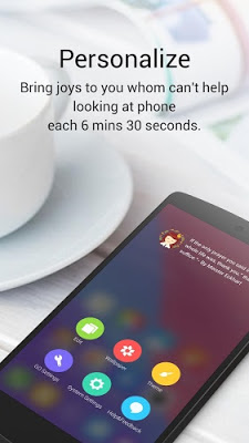 GO Launcher-Theme, Wallpaper APK