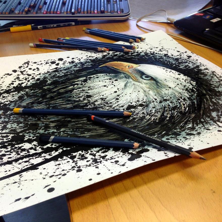dibujos a mano alzada