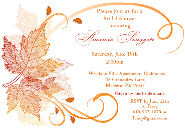 Autumn Bridal Shower Invitations4