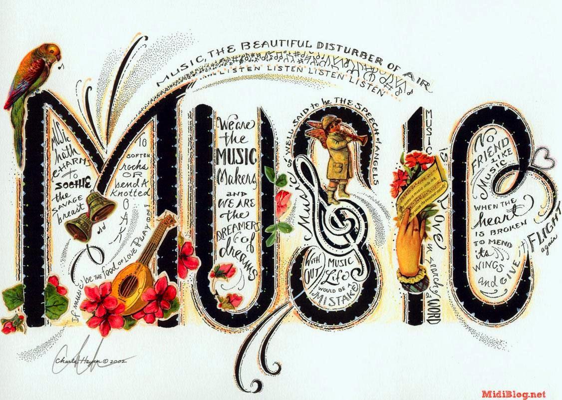 Todos los que creen que la música es poesía sin importar su género.