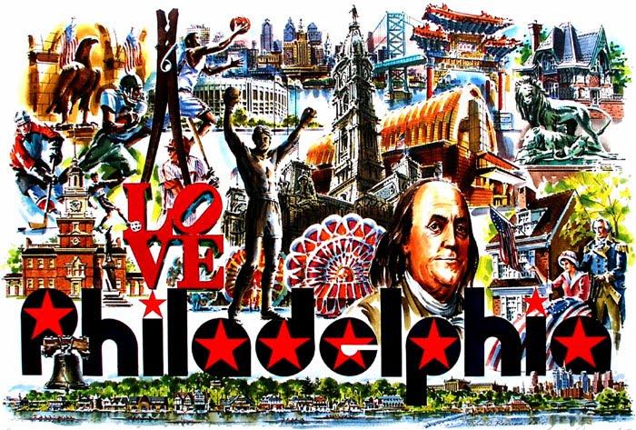 """""""I Love Philadelphia"""""""
