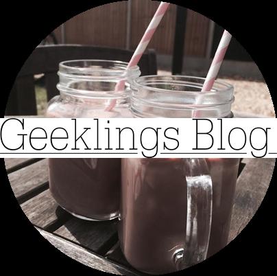 Geeklings Blog x