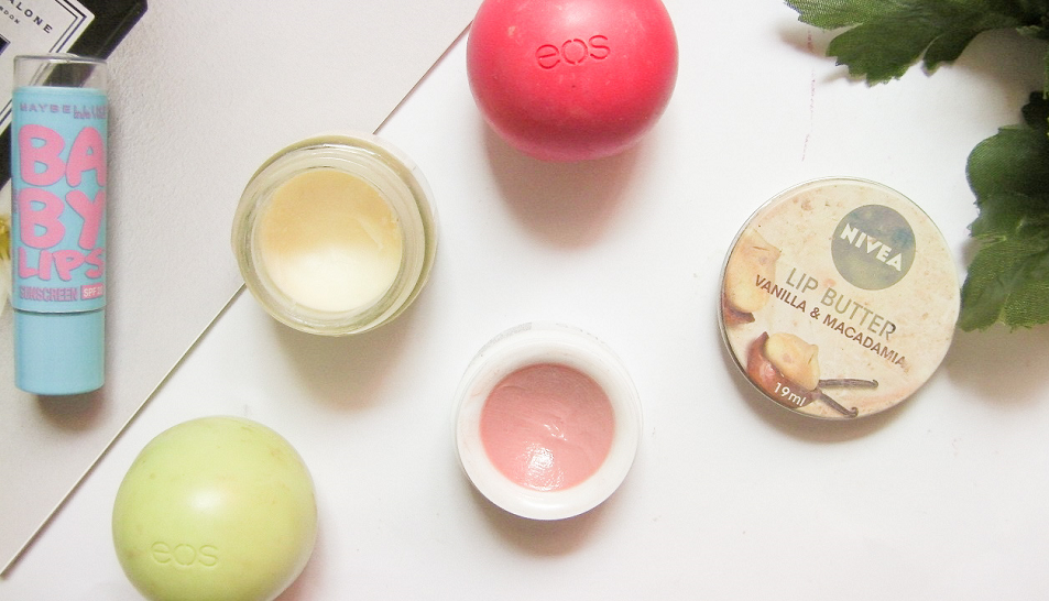 best favorite lip balms
